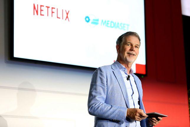 Netflix obniżył jakość filmów na 30 dni. Wszystko przez koronawirus
