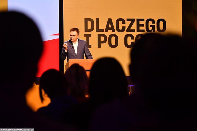 """Michał Wróblewski: """"Szymon Hołownia kontra partyjniactwo. Kaznodzieja czaruje Polaków"""""""