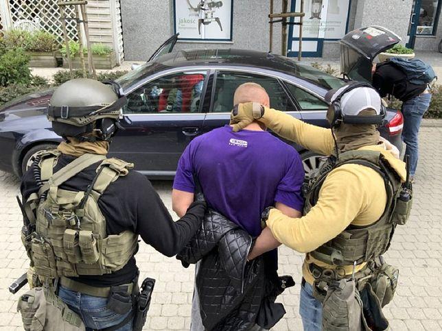 Warszawa. Może im grozić kara do 12 lat więzienia.