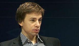 """Krzysztof Bosak, jeden z liderów nowo powstałego """"Ruchu Narodowego"""""""