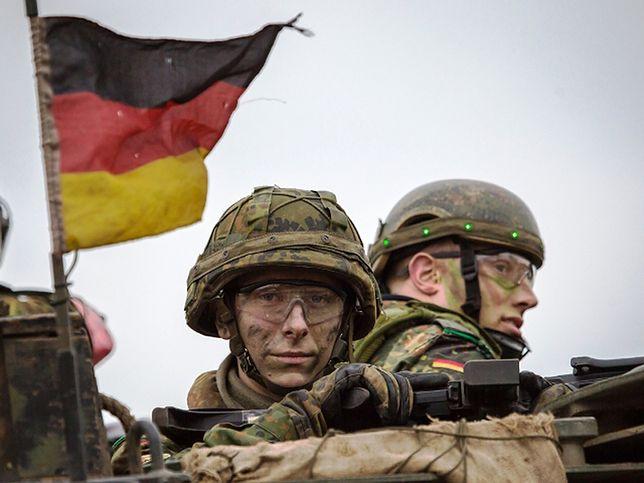 Niemcy wyślą żołnierzy na Morze Śródziemne. Nowa misja NATO