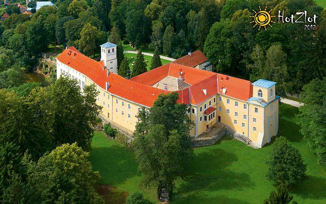 Zamek na Skale, gospodarz szóstego, a wcześniej czwartego HotZlotu :)