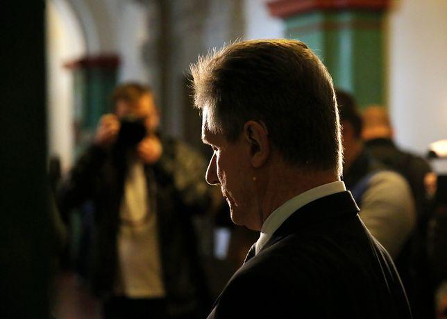 Były prezydent Olsztyna Czesław Małkowski został uniewinniony od zarzutu gwałtu