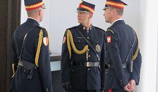 Od lipca Straż Marszałkowska jest wyposażona w szable