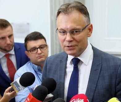 Arkadiusz Mularczyk z grupą posłów PiS złożył wniosek do TK