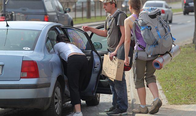 Carpooling coraz popularniejszy