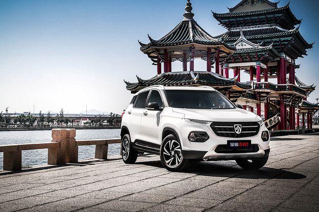 Baojun 510: chiński SUV od General Motors za 32 tys. zł