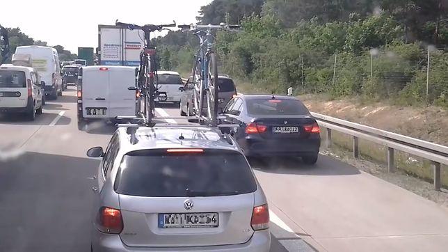 Szeryfowie drogowi nie tylko w Polsce – wideo