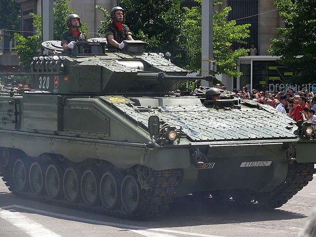 Hiszpania zwiększa wydatki na armię. Do 2028 mogą dojść do wymogów NATO 2 proc. PKB