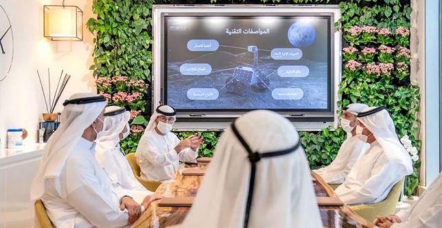 Zjednoczone Emiraty Arabskie chcą zbadać Księżyc