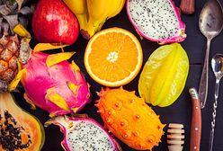 Owoce egzotyczne - nazwy, rodzaje, właściwości
