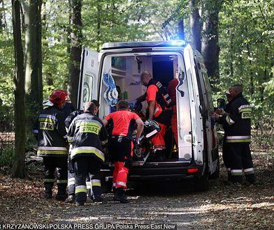 Chłopiec trafił do szpitala w ciężkim stanie