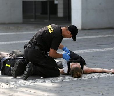 """Warszawa przygotowana na atak terrorystyczny? """"Jeśli ktoś będzie chciał staranować ludzi, to po prostu to zrobi"""""""