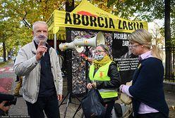 """Ruszyli z akcją """"Stop przestępczości aborcyjnej"""". """"Dzierżawski próbuje nas zastraszyć"""""""