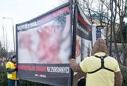 Kraków. Fundacja Pro - Prawo do Życia modli się o powstrzymanie aborcji pod szpitalem