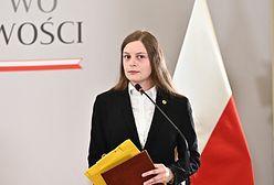 Zuzanna Wiewiórka z Fundacji Pro – Prawo do Życia dostała medal od Ministerstwa Sprawiedliwości