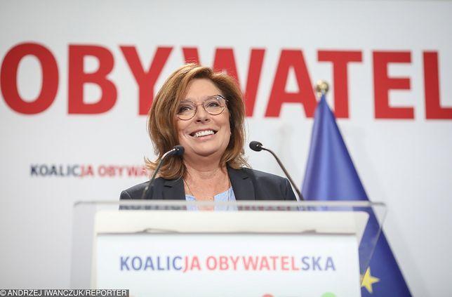Kim jest Małgorzata Kidawa-Błońska? Kandydatka KO na premiera ma bogate doświadczenie