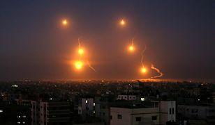 """Atak rakietowy z Libanu. Izrael odpowiada. Biden apeluje o """"poważną deeskalację"""""""