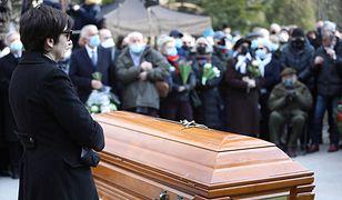 Pogrzeb Jana Lityńskiego. Mateusz Morawiecki pożegnał działacza antykomunistycznego