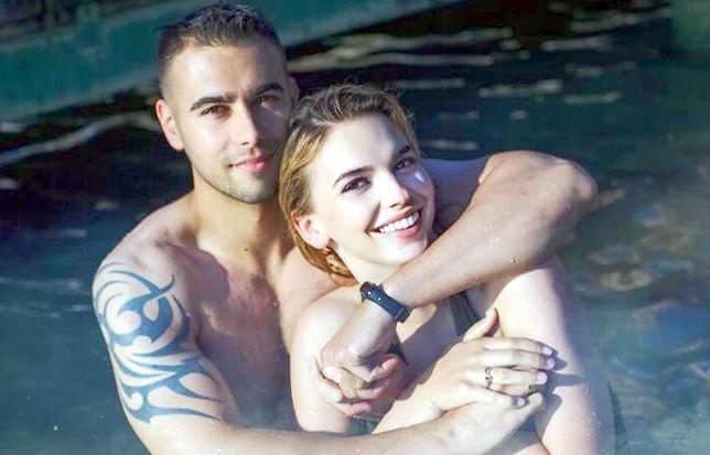 Łukasz i Oliwia stwarzali pozory idealnej pary