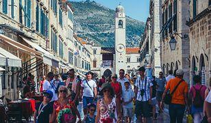 Chorwacja - władze Dubrownika chcą restrykcyjnych przepisów dla turystów