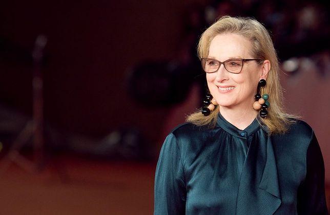 Meryl Streep na festiwalu w Rzymie