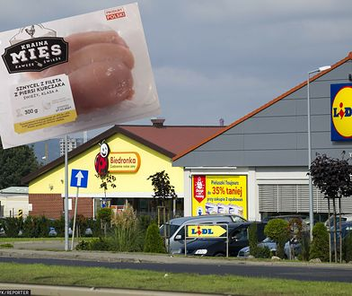 Uwaga na mięso z Biedronki i Lidla! Sznycel należy oddać do sklepu