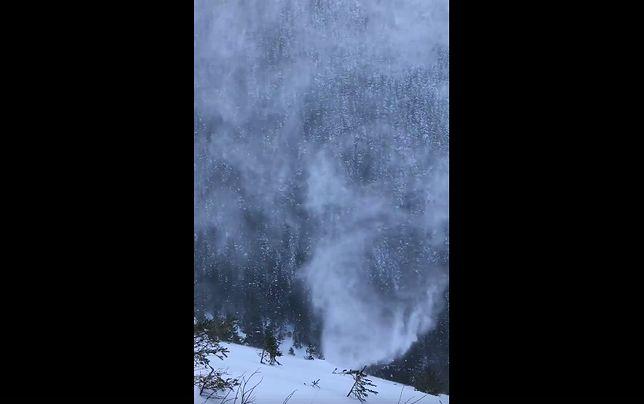 Niezwykłe zjawisko w Tatrach