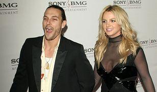 Były mąż Britney Spears po raz pierwszy zabiera głos w sprawie kurateli