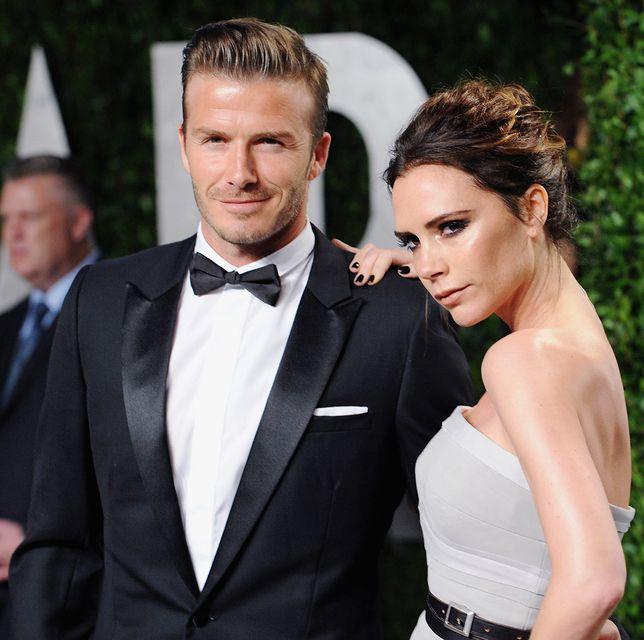 David Beckham jest z Victorią od ponad 20 lat