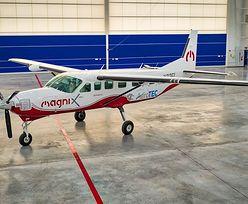 Największy elektryczny samolot świata gotów do pierwszego lotu.