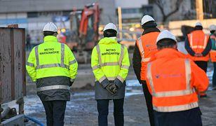 Warszawa. Śmiertelny wypadek na budowie metra. Prokuratura zapowiada śledztwo