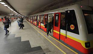 Metro Warszawskie. Wypadek na stacji Centrum. Jedna osoba nie żyje
