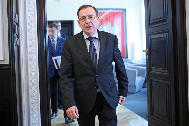 Mariusz Kamiński, szef MSWiA