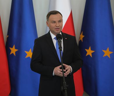 """Decyzję o zawetowaniu ustawy Andrzej Duda argumentował zawartymi w niej """"dysproporcjami"""""""