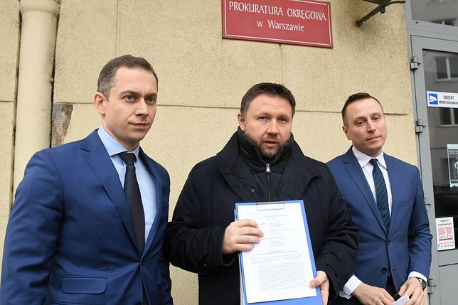 Posłowie PO zawiadomili prokuraturę ws. dwóch możliwych przestępstw Jarosława Kaczyńskiego