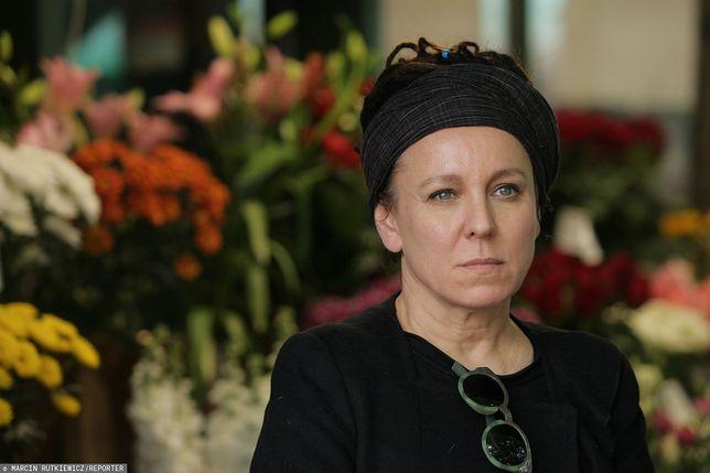 Olga Tokarczuk popiera sędziów i wzywa do demonstracji w obronie niezależności sądów
