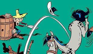 Lucky Luke. Rywale z Painful Gulch. Tom 19