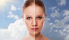 """Makijaż to sztuka iluzji. Zobacz modelki przed i po """"tuningu"""""""