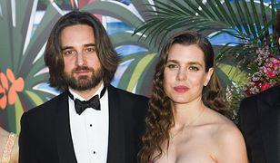 Dimitri Rassam i Charlotte Casiraghi
