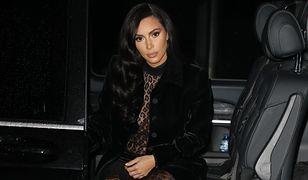 Kim Kardashian West wspomina zmarłego ojca.