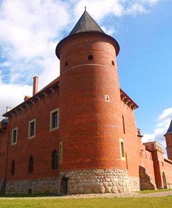 Tykocin - zamek, który dwukrotnie podnosił się z ruin