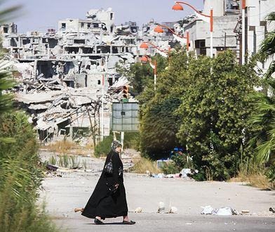 Miasto Hims, Syria