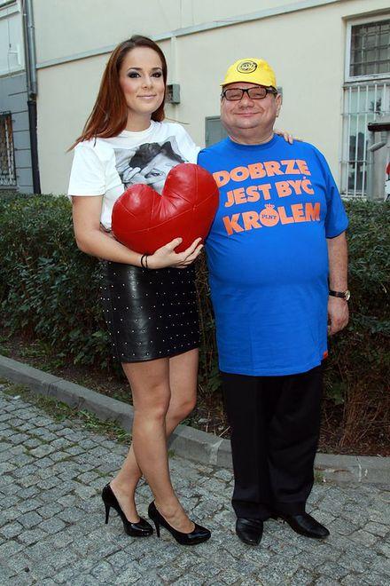 Ryszard Kalisz+Paula Marciniak=Żenada