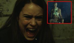 Nora (Rosabell Laurenti Sellers) budzi się ze śpiączki, nie wie, co się z nią działo