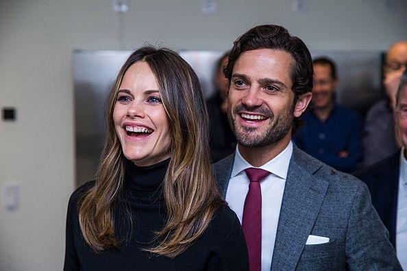 Księżniczka Sofia i książę Philip