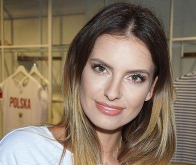 Dominika Grosicka podpisała kontrakt z firmą, z którą związana jest Barbara Kurdej-Szatan.
