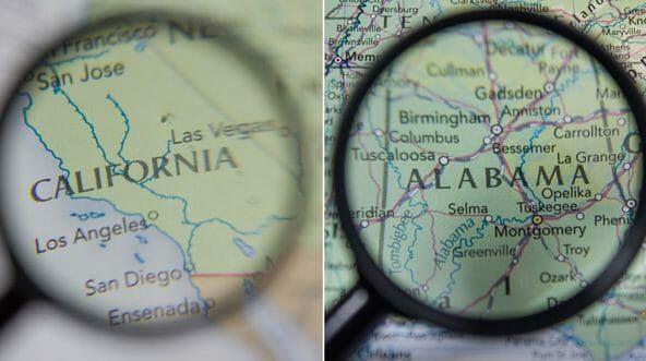 Władze hrabstwa Los Angeles w Kalifornii sprzeciwiają się zaostrzeniu prawa aborcyjnego w Alabamie