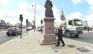 Wielka Brytania - brytyjskie pomniki przemówiły