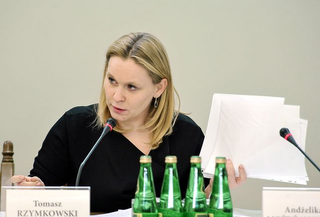 Nowa wiceminister rozwoju Andżelika Możdżanowska
